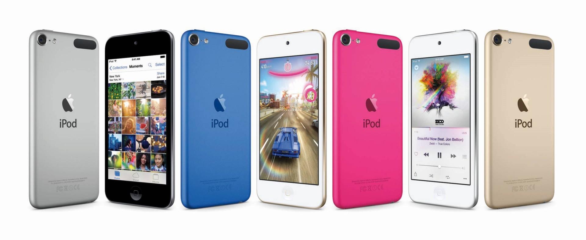 ... review: Apple iPod Touch 6 Techgoondu