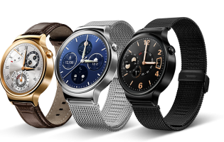 Huawei's new smartwatch looks like a Swiss watch… made in China