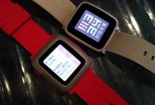 Hands on: Pebble Time