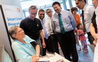 Smart homes roll out in Sengkang condo, as part of M1-Keppel Land deal