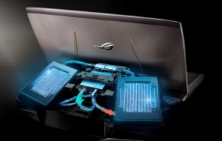 Hands On: Asus ROG GX700 gaming laptop