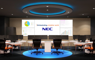 NEC opens a Cyber Security Factory in Singapore