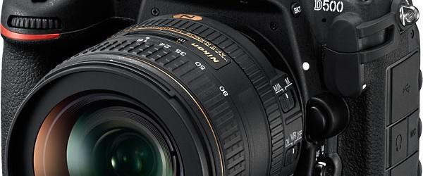Hands on: Nikon D500