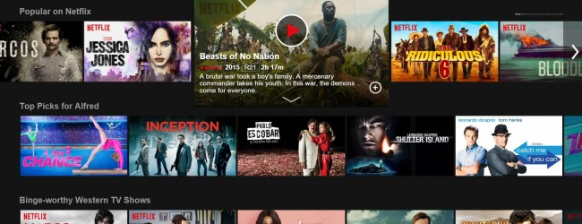 Netflix out in Singapore now, costs from S$10.98 a month