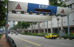 Five privacy questions for Singapore's gantry-free ERP system
