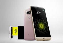 LG goes modular with new G5 flagship phone