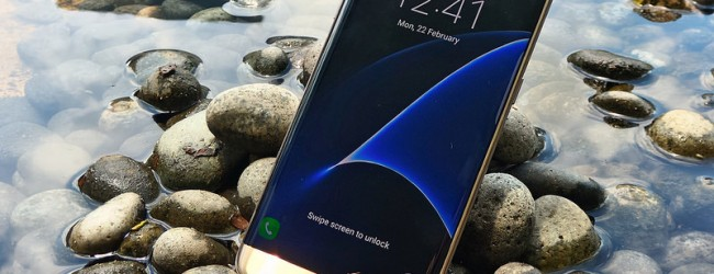 Hands on: Samsung Galaxy S7 edge