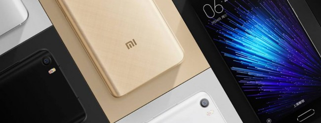 Xiaomi woos the West with Mi 5 at Mobile World Congress