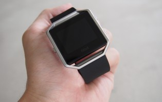 Goondu review: Fitbit Blaze