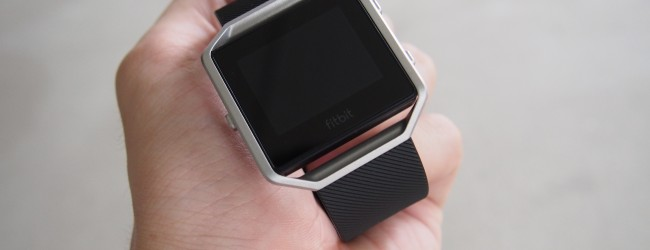 Goondu review: Fitbit Blaze
