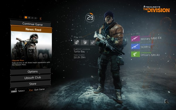 The Division screenshot max quality 01