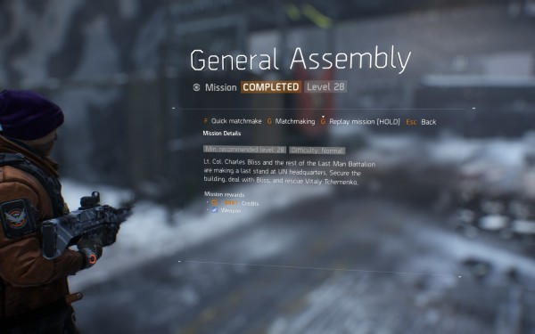 The Division screenshot max quality 03