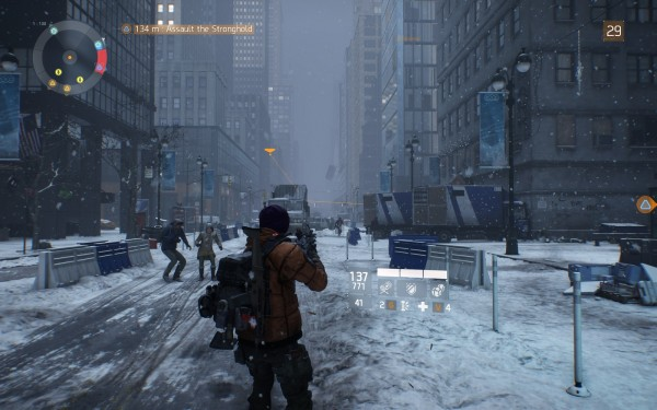 The Division screenshot max quality 05