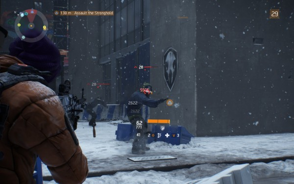 The Division screenshot max quality 17