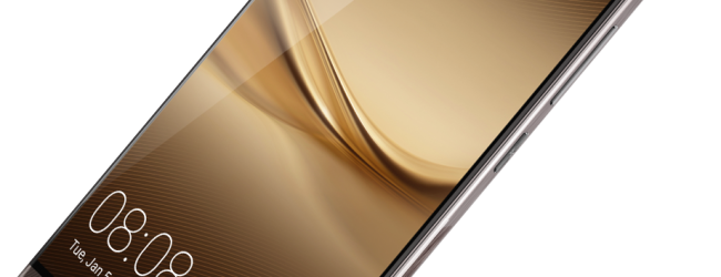 Hands on: Huawei Mate 8