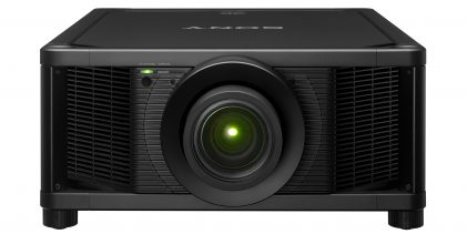 Sony's VPL-VW5000ES 4K home theatre projector brings the works – at a hefty price