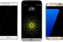 Smartphone camera shootout: LG G5, Samsung Galaxy S7 edge and Huawei P9