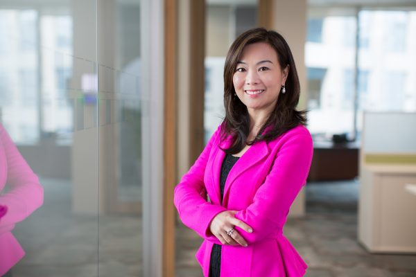 Ooi Huey Tyng, country Manager for Visa Singapore and Brunei Source: Visa Worldwide