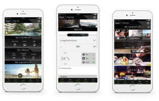 Habitap app links up smart homes at Singapore condo