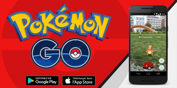 Pokemon Go screenshot. Source: Pokemon Go on Twitter.