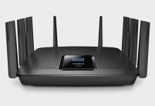 Costly Linksys EA9500 router promises better wireless links in Singapore homes