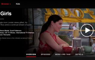 Gilmore Girls debuts in HD glory on Netflix