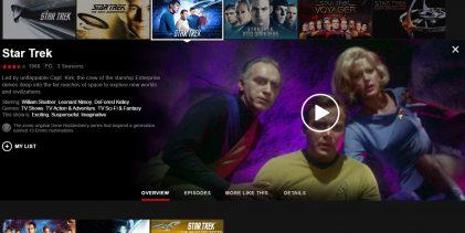 New Star Trek TV series arrives on Netflix in 2017