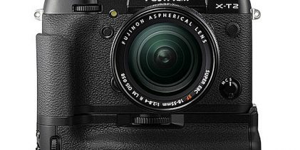 Hands on: Fujifilm X-T2