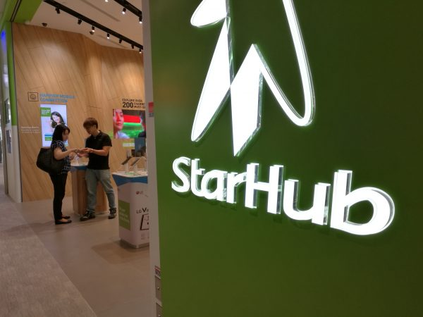 StarHub has launched new mobile subscription plans with more generous mobile Internet bundles. PHOTO: Wilson Wong for Techgoondu.