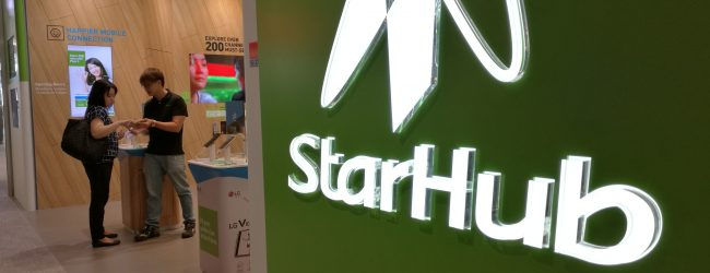StarHub boosts 4G speeds to 1Gbps in parts of Singapore