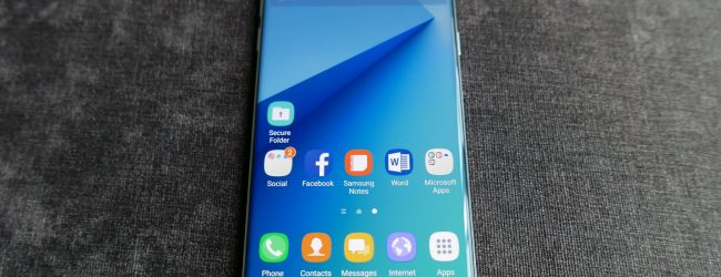 Just as its fortunes rise, Samsung is hit by Galaxy Note 7 recall