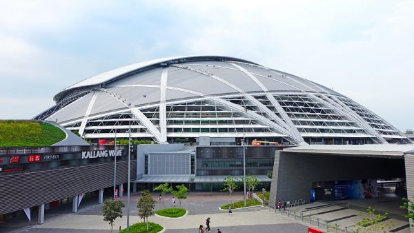 The Singapore Sports Hub in May 2015. PHOTO: cegoh