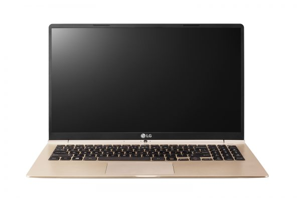 Weighing less than 1kg, the LG gram is the lightest 15.6-inch laptop today. PHOTO: Handout.