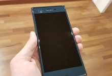 Hands on: Sony Xperia XZ