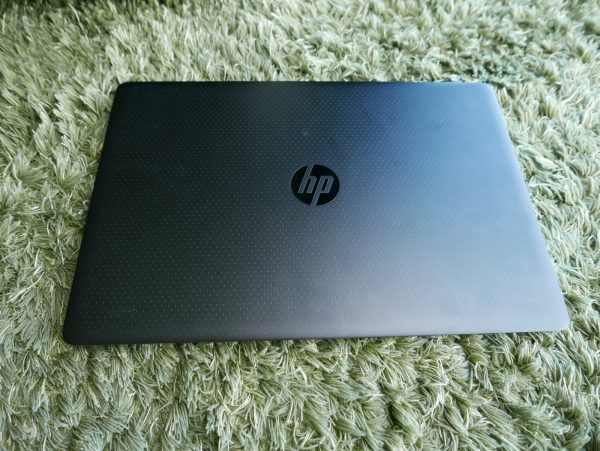 The HP ZBook Studio G3 has the looks of a sleek ultrabook.  PHOTO: Alfred Siew