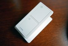 Hands on: Lutron wireless light switches and sensors