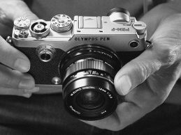 Goondu review: Olympus Pen-F