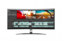 Goondu review: LG 34UC98 curved monitor