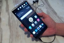 Hands-on: LG V20 is souped up for multimedia