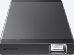 Hands on: Sony MP-CL1A pico projector