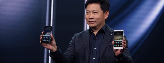 Can Huawei overtake Apple as it aspires to smartphone crown?