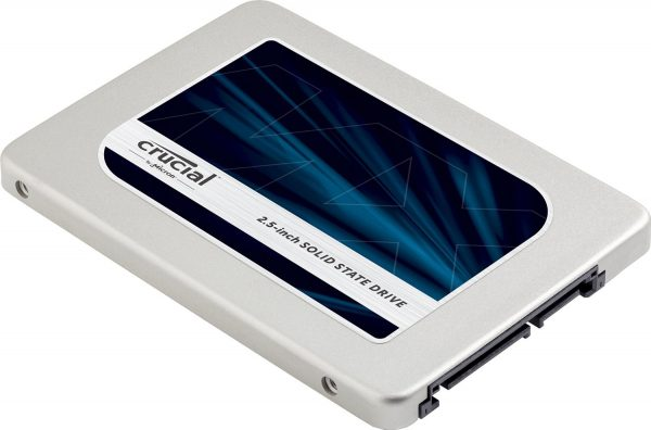 Crucial MX300 SSD. PHOTO: Amazon online store