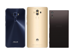 Smartphone camera shootout: Asus Zenfone 3, Sony Xperia XZ and Huawei Mate 9