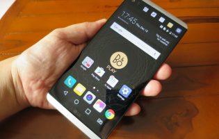 Goondu review: LG V20 makes a mark with B&O sound