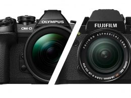 Mirrorless camera shootout: Olympus OM-D E-M1 Mark II versus Fujifilm X-T2