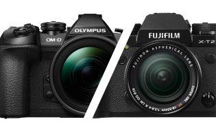 Mirrorless camera shootout: Olympus OM-D E-M1 Mark II versus Fujifilm X-T2