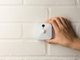 Aztech's Blink camera lets you monitor your home or office without wires