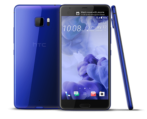 HTC unveils U Ultra and U Play, does away with all-metal look