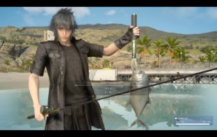 Goondu review: Final Fantasy XV