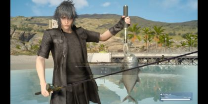 Goondu review: Final Fantasy XV